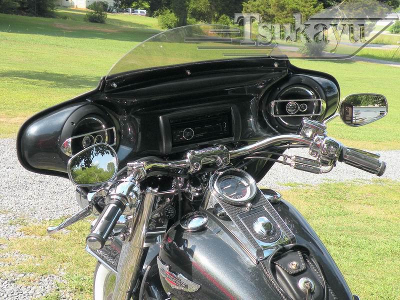 Detachable Fairing For Harley Davidson Softail Deluxe