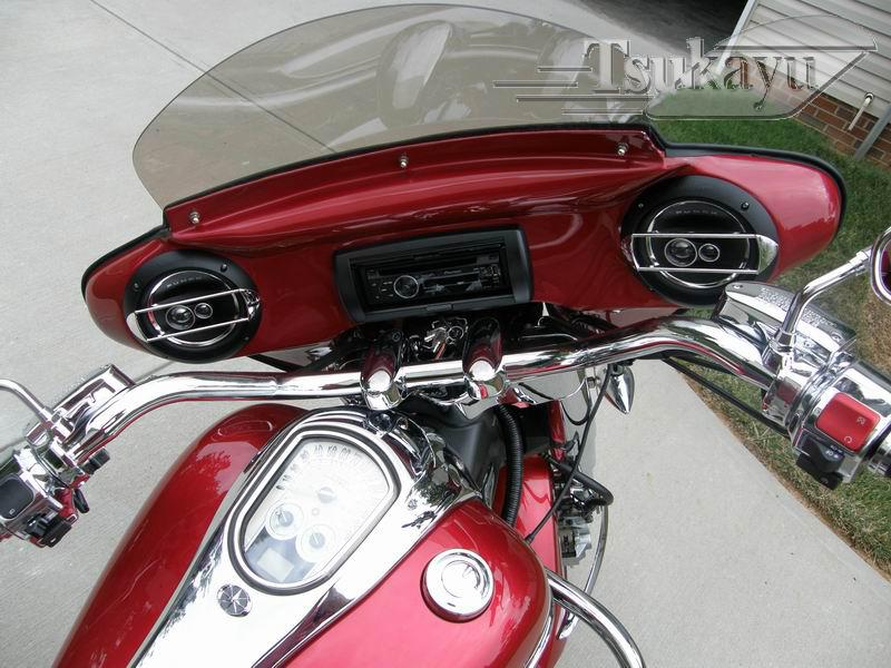Detachable Fairing For Yamaha Roadliner