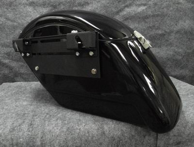 Suzuki Honda Motorcycle Detachable Saddlebags for Harley Yamaha
